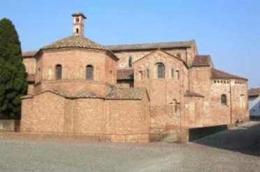 La Basilica di S. Maria Maggiore a Lomello