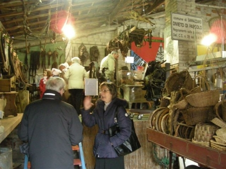 Il Museo delle contadinerie, a Mede