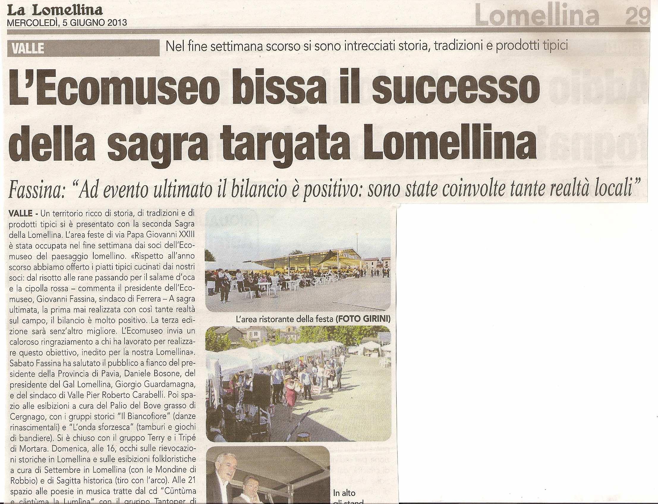 2013-06-05 La Lomellina