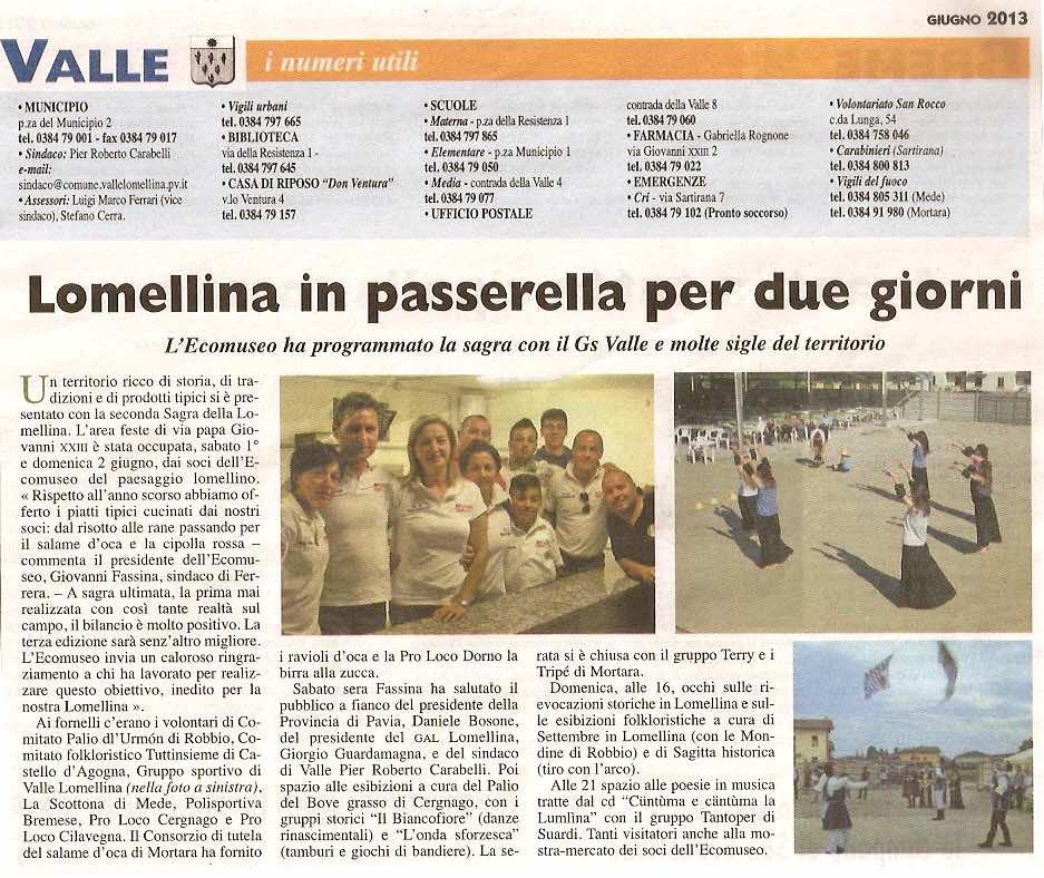 2013-06 Lomellina in Comune