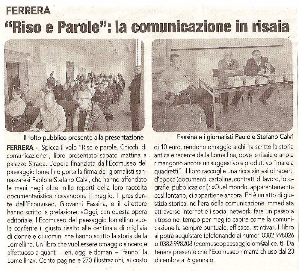 2013-12-18 La Lomellina