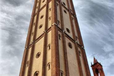 Campanile di Mede, foto di Leonetto Strambi