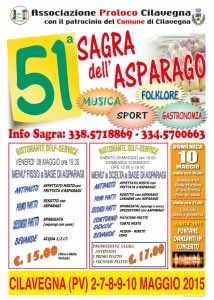 Cilavegna Sagra Asparago