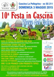 Pieve del Cairo Festa cascina