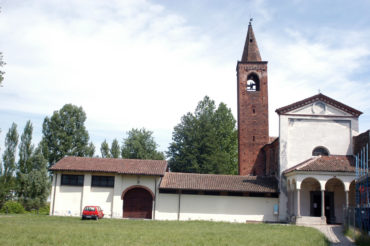 Mortara, abbazia di Sant'Albino