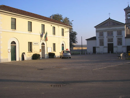 Piazza di Galliavola