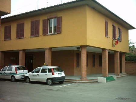 Municipio di Mezzana Bigli