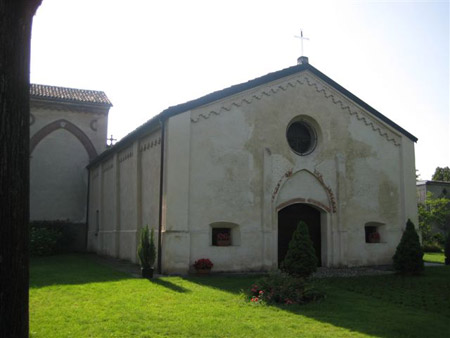 Chiesetta di S. Rocco - Sant'Angelo