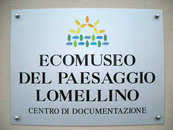 Targa dell'Ecomuseo