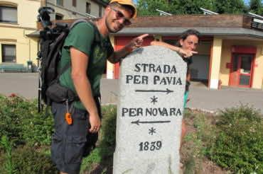 La Lomellina nell'Atlante dei cammini d'Italia