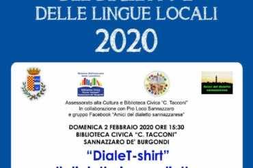 A Sannazzaro la Giornata del dialetto