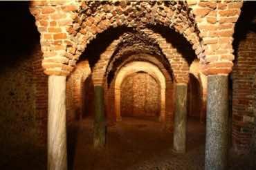Lomellina ipogea – Cunicoli e passaggi segreti fra castelli, abbazie e cascine