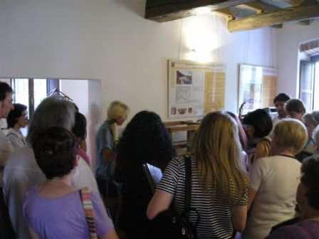 Le invenzioni leonardesche al Mulino di Mora Bassa