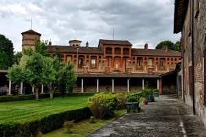 Frascarolo castello Strambi