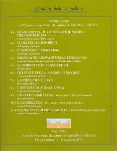 Frascarolo libri Museo