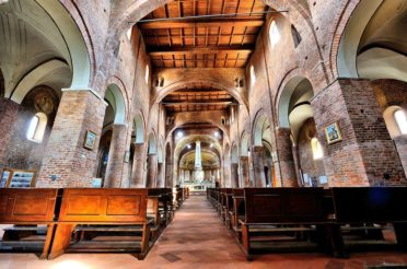 Lomello, basilica Santa Maria Maggiore