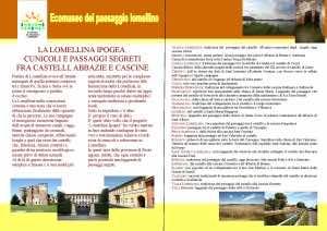 Passaggi segreti in Lomellina
