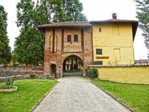 Cozzo castello Ranzini