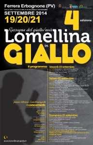 Ferrera Lomellina in giallo