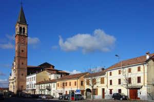 Ottobiano piazza