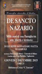 Sannazzaro S. Nazario
