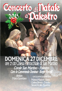 Palestro concerto