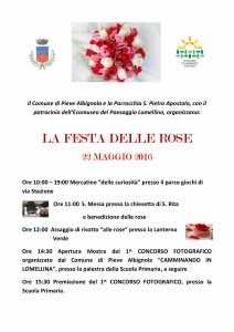 Pieve Alb Festa delle rose