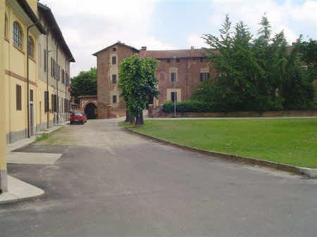 Il Castello di Castello D'Agogna