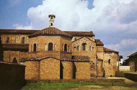 Basilica di Lomello