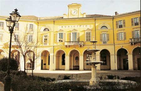 Municipio di Mortara