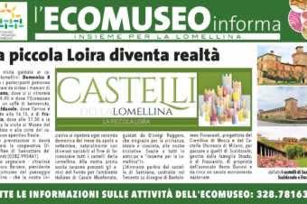 """Castelli lomellini """"in scorrimento"""""""