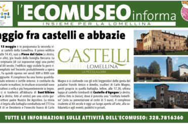 Seconda visita a castelli e abbazie