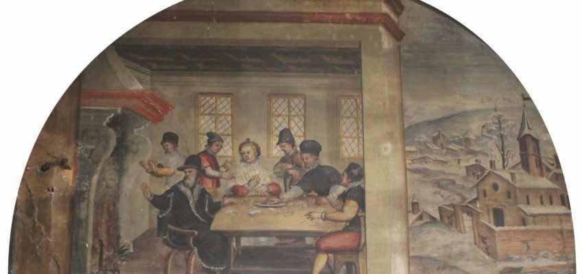 Vede la luce il libro sul conte-cardinale Crivelli